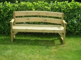 wood outdoor bench ideas plans diy