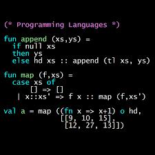 Basic Coding Language Programming Languages Part A Coursera