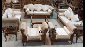 Sofa Set Designs With Price In Siliguri 134 Teak Wood Sofa Set 10 Seater Top Furniture Premium Design Best Price By Aarsun