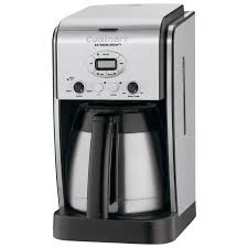 The thermal carafe that keeps the coffee nice and hot. Cuisinart 10 Cup Programmable Coffee Maker With Thermal Carafe