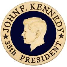 Image result for the 35th president of the United States,