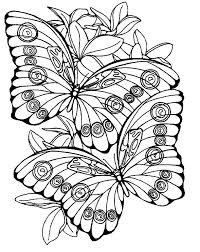 Free Large Print Coloring Pages For Adults