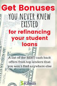 Multiple Student Loan Calculator 12 Best Banks To Refinance Student Loans 100 750 Bonus