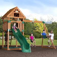 outdoor playsets costco play structure backyard playground equipment swing sets costco outdoor playsets cedar summit