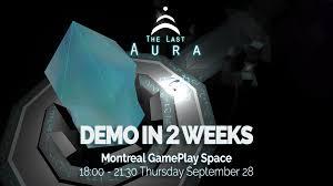 Aura Design Montreal Demo In 2 Weeks The Last Aura Leyline Games