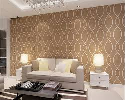 Beibehang Stereo Simple 3d Wallpaper Nonwoven Modern Study