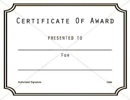 Free Downloadable Certificates Free Word Template Certificate Of Completion Printable