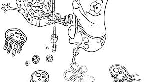 Spongebob Coloring Book Coloring Pages Free Coloring Book Pages Kids