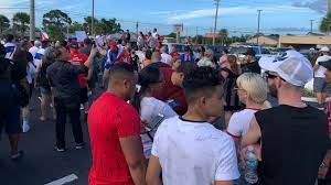 Florida rally to support protests ...