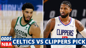 Celtics vs Clippers Pick: Friday, February 5th | NBA Picks and Predictions  - YouTube