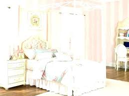 Little Girl Canopy Beds Cute Girls Bed For Curtain Princess Style ...