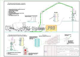 ТСП Технология возведения монолитных конструкций типового  03 ТСП Технология возведения монолитных конструкций типового этажа