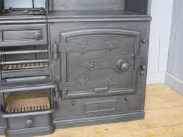 image 1 antique reclaimed victorian cast iron kitchen range the kelvin