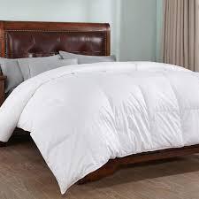 peace nest all season white king goose down comforter