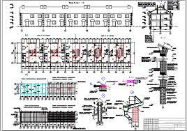 Курсовой проект по архитектуре на тему Проектирование жилого  чертеж Курсовой проект по архитектуре на тему