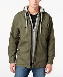 Dickies Men's Quilted Shirt Jacket - Coats & Jackets - Men - Macy's & Dickies Men's Quilted Shirt Jacket Adamdwight.com