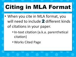 How To Cite In An Essay What Mla And Apa Are