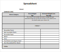 excel spreadsheet templates download blank spreadsheet template 7 download documents for pdf