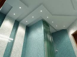 white bathroom ceiling lights