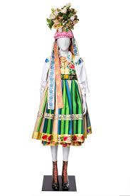 Regional Types – <b>Traditional</b> Polish <b>Folk</b> Costumes - The State ...