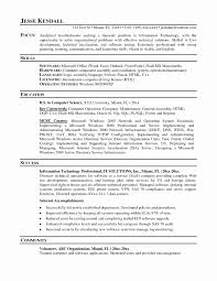 Direct Support Professional Resume Sample 24 Inspirational Direct Support Professional Resume Sample Simple 4