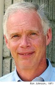 Image result for Sen Ron Johnson