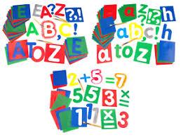 large templates large alphabet letter stencils cut out templates upper lower case
