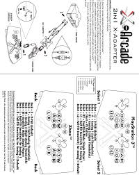 2in1 x adapter help instructions playstation 3 original xbox manual printable