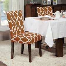 Orange Dining Room Chairs Lucinagatewoodco