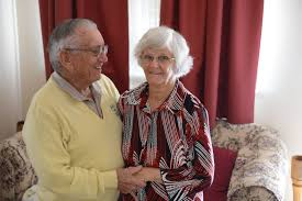 Basil and Doreen Coker celebrated their 60th wedding anniversary ...