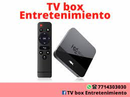 Tv box entretenimiento - 😎🌟
