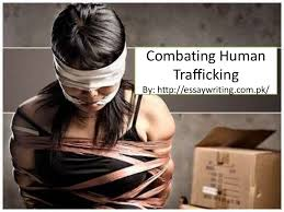combating human trafficking