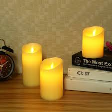 Беспламенный <b>LED</b> столб <b>набор свечей</b>-движущийся фитиль ...