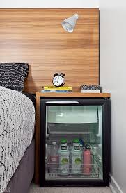 fridge as a nightstand smart this has always been a secret thought of mine
