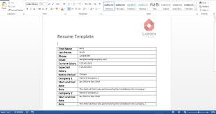 Charming Resume Next Vba Excel Photos Entry Level Resume Templates