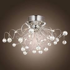 chandelier kids room ceiling lights modern flush mount light fixtures for living room bedroom fans with chandelier kids room