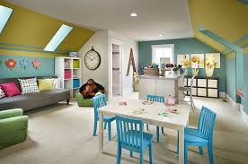 home office colorful girl. Playroom Ideas For Girl Home Office Colorful R
