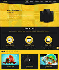 Php Website Templates Adorable Website Templates Code In Php 28 Free Php Website Templates Themes