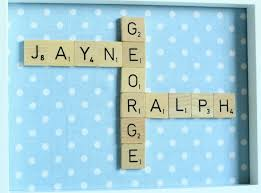 Scrabble Names Wall Art 39 Scrabble Names Wall Art Wall Decor Wooden Family Scrabble Wall
