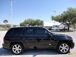 Black 2008 Chevrolet TrailBlazer SS Exterior Photo #48030329 ...
