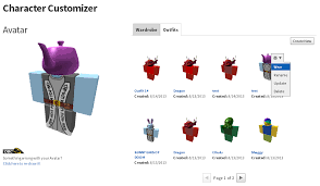 How To Create An Outfit On Roblox Outfits Feature Lets You Save Your Unique Getups Roblox Blog