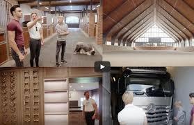Luxury Homes - Lyndal Oatley and Patrik Kittel   An Eventful Life