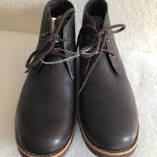 clearance new ugg mens leather boots