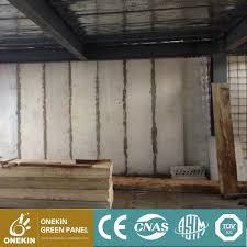 ... water resistant AAC block alternative wall panel