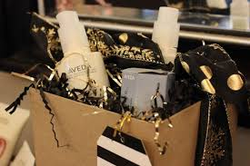 give the gift of a spa experience with a aveda gift basket from the spa