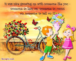 Funny Sister Quotes Beautiful Sister Brother Quotes Scraps Mesmerizing Love You Sis Hawa