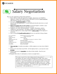 Sample Letter Negotiating Salary In A Job Offer Sample Salary Negotiation Counter Offer Letter Fresh Salary Salary
