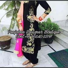 Punjabi New Suit Design 2018 Punjabi Salwar Suit Design 2018 Punjaban Designer Boutique