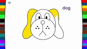 dạy bé tập vẽ động vật, con bọ, con chó, con chim