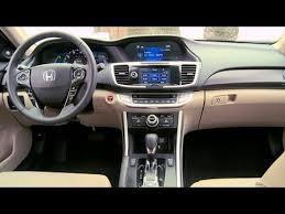 honda accord 2014 interior. Perfect Honda 2014 Honda Accord Hybrid Interior Review To D